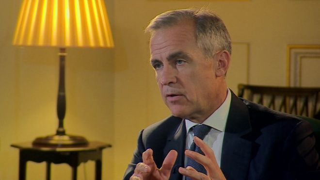 Brexit: Carney warns no-deal could see house prices plunge Featured Image