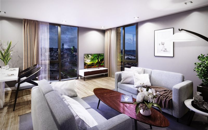 Fabric Residence Liverpool – City Apartments Feature Image