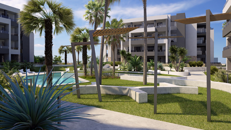 Beautiful apartments in the Costa Del Sol Feature Image