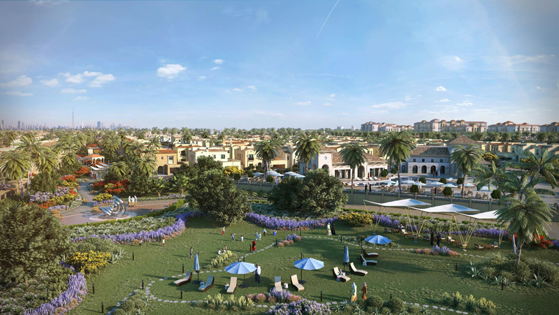 Dubailand – The city within a city Image